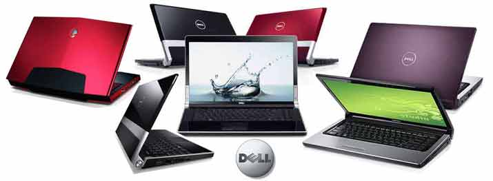Dell laptops and mini notebooks