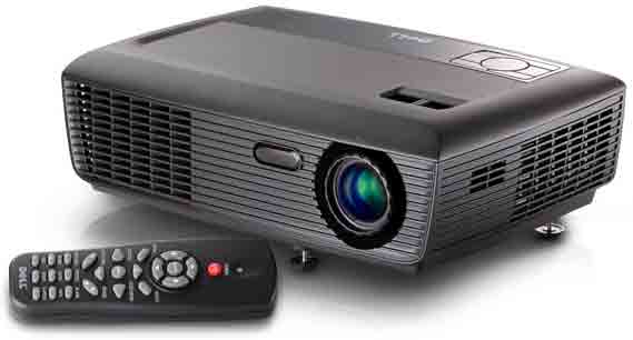 Dell 1210S Value Projector