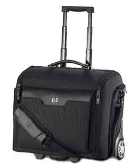 HP Deluxe Roller Case GD405AA Laptop Case