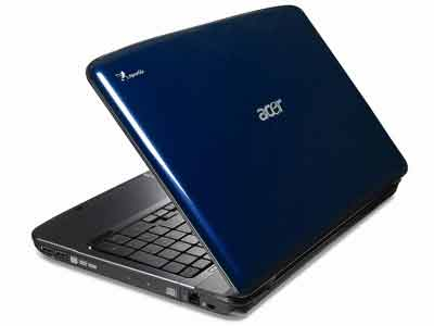 Acer Aspire AS5536 Dual Core 15.6-Inch 2GB RAM, 250GB HDD Laptop With Windows Vista Home Premium