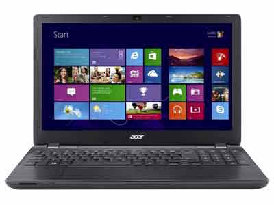 ACER ASPIRE E5-511 LAPTOP - Intel Dual Core Celeron N2830 Processor, 2.16GHz Clockspeed, 2.41GHz Turbo Speed, 2GB RAM, 500GB HDD, 15.6 Inch Display, Windows 8
