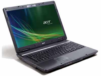 Acer Extensa 5630 Intel Core 2 Duo T6400 2.0GHz Processor, 2GB RAM, 320GB HDD, Bluetooth, WLAN, Webcam, 5-in-1 Card Reader, 15.4-Inch Display, DVD Writer, Windows 7