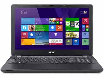 ACER Extensa EX2508 Laptop - Intel Quad-Core Pentium N3540 Processor, Up to 2.66GHz Clockspeed, 4GB Memory, 1TB HDD, DVD R/W, 15.6 Inch, Windows 8