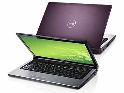 Dell Studio 1555 Intel Dual Core Laptop T4200 2.16GHz 2GB 250GB Feature-rich Notebook