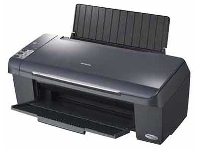 Epson Stylus CX4300 Colour All-in-One Printer/Scanner/Copier