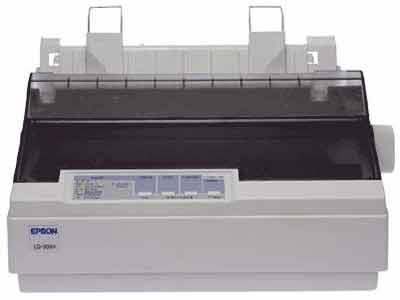 Epson LQ-300+II Dot Matrix Impact Printer - 24 Pins