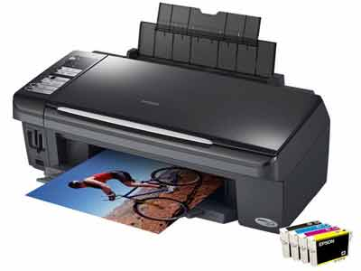 Epson Stylus CX7300 All in One Printer, Scanner and Copier - Epson Multifunction Printer
