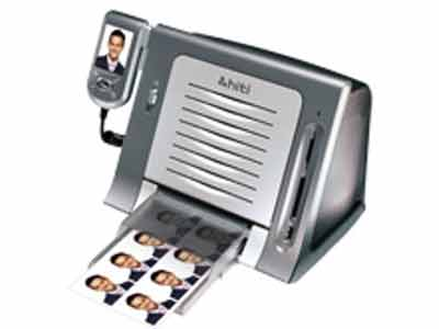 HiTi Photo Printer S420 - Advanced Photo Printer With 2.5-inch LCD - Easy-to-Use Photo Printer for Passports, ID Cards and Other Business & Private Photo Printing