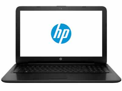 HP Notebook 15-ac007nia (M9F93EA) - HP 15: Intel Dual Core Celeron® N3050, 2GB RAM, 500GB HDD, DVD+/-RW, 15 Inch Display Size, HDMI, WiFi, BT,  Jack Black Diamond Design, FreeDOS