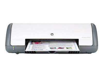 HP Deskjet D1560 Colour Inkjet Printer (CB710A#BGJ)