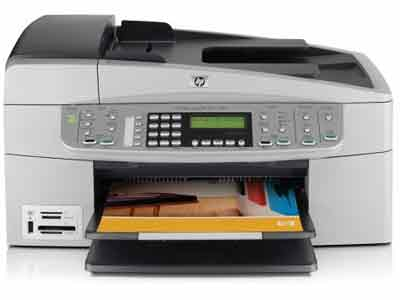 HP Officejet 6310 All-in-One Printer, Scanner, Copier & Fax System