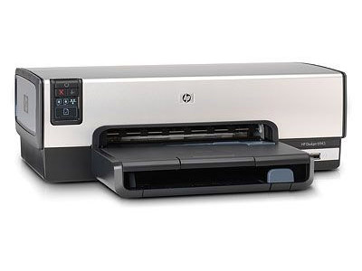 HP Deskjet 6943 Color Inkjet Printer - HP C8970C
