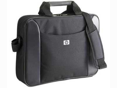 HP Laptop Carrying Case (AJ078AA), Quality HP Notebook Case - Offering Excellent Laptop Protection and Carrying Convenience