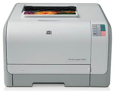 HP Color LaserJet CP1215 (CC376A) HP Color Laser Printer