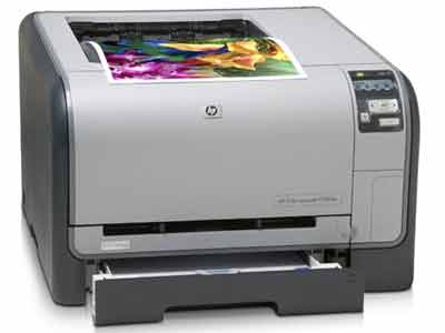 HP Color LaserJet CP1515n Printer HP CC377A Color Laser Printer