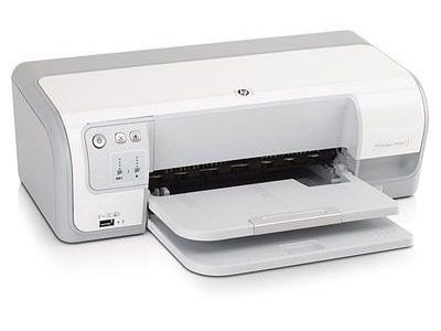 HP Deskjet D4363 Colour Inkjet Printer - HP CB700C