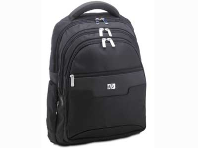 HP Deluxe Laptop Backpack - High Quality, Elegant and Super-durable HP Notebook Backpack RR317AA Excellent Laptop Carrying Case Up to 17-Inch Laptop