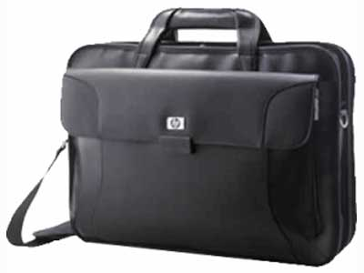 HP Executive Leather Laptop Case RR316AA - Top Quality Business Executives' Laptop Carrying Case