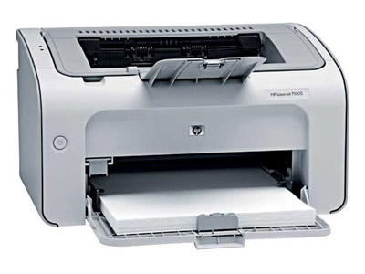 HP LaserJet P1005 Printer CB410A) HP Monochrome Laser Printer