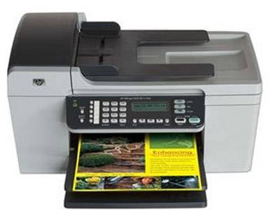 HP Officejet 5610 All-in-One Printer, Fax, Scanner, Copier