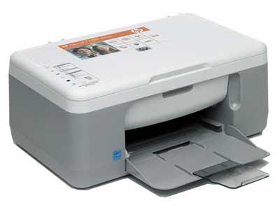 HP Deskjet F2280 All-in-One Printer, Scanner, Copier - CB683A