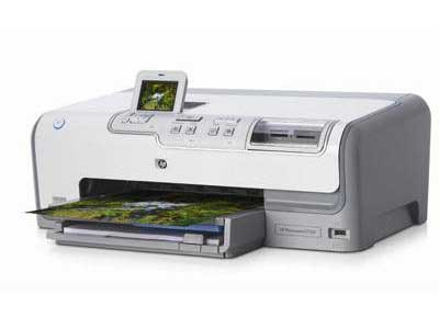 HP Photosmart D7160 Printer (Q7047A) - HP Photo Printer