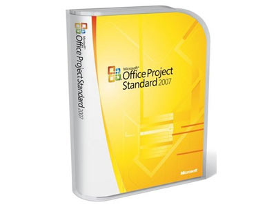 Microsoft Office Project 2007 Standard - Microsoft Project Management Software