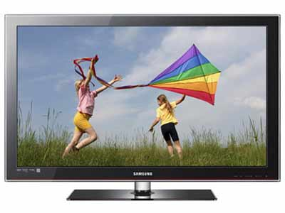 Samsung 40-Inch LED Full HD TV - Samsung 40-Inch Series 5 LED Black Flat Panel HDTV - UN40EH5000