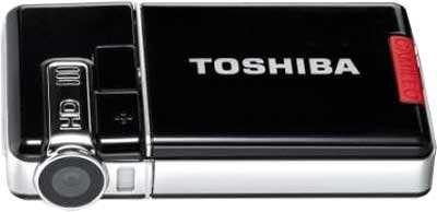 Toshiba Camelio S10 High-definition Camcorder