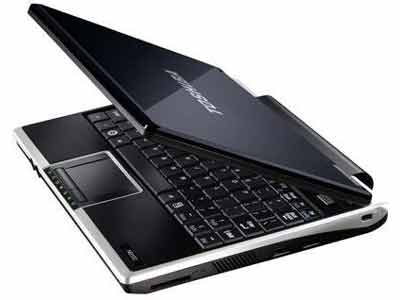 Toshiba Netbook NB100-12H - Intel Atom N270 Processor 1.60GHz, 1GB DDR2 RAM, 120GB 5400RPM SATA HDD, 8.9-Inch Display, Wireless, Bluetooth, Webcam + Mic, Fingerprint, XP Home