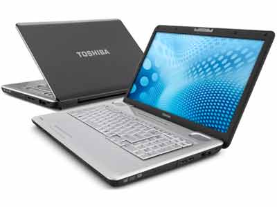 Toshiba Satellite L500-204 Laptop - Intel Dual Core 2.2GHz Processor, 500GB Hard Drive, 2GB RAM, Webcam, Wireless, DVD, 15.6-Inch, Graphics Adapter, HDMI, 4-1n-1 Media Reader, Windows 7 Home Premium...