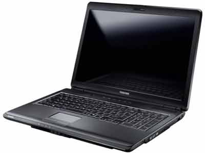 Toshiba Satellite L300D-21X Laptop
