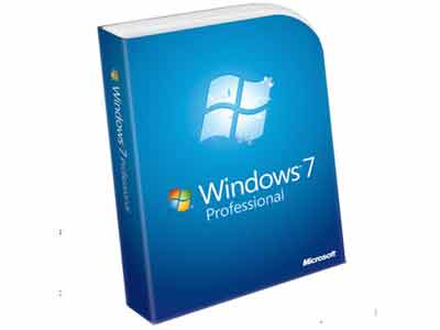Microsoft Windows 7 Professional - FPP Windows Operating System